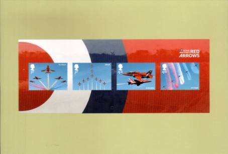 view larger image for PHQ No.440 (2018) - The RAF Centenary<br/>