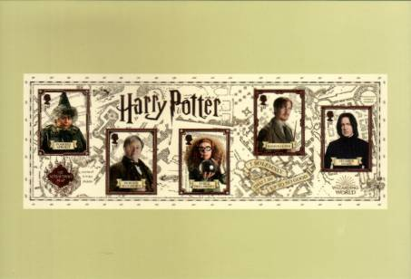 view larger image for PHQ No.449 (2018) - Harry Potter<br/>