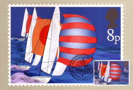 view larger image for PHQ No.11F (1975) - Sailing<br>