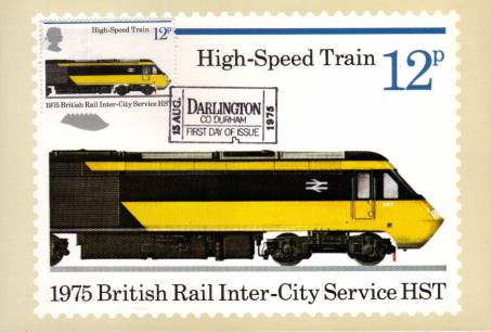 view larger image for PHQ No.12F (1975) - Railways<br/>