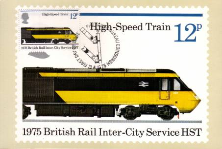 view larger image for PHQ No.12F (1975) - Railways