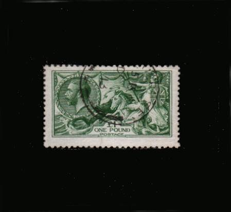 View British Stamp Random Selection: SG 403 - 1913