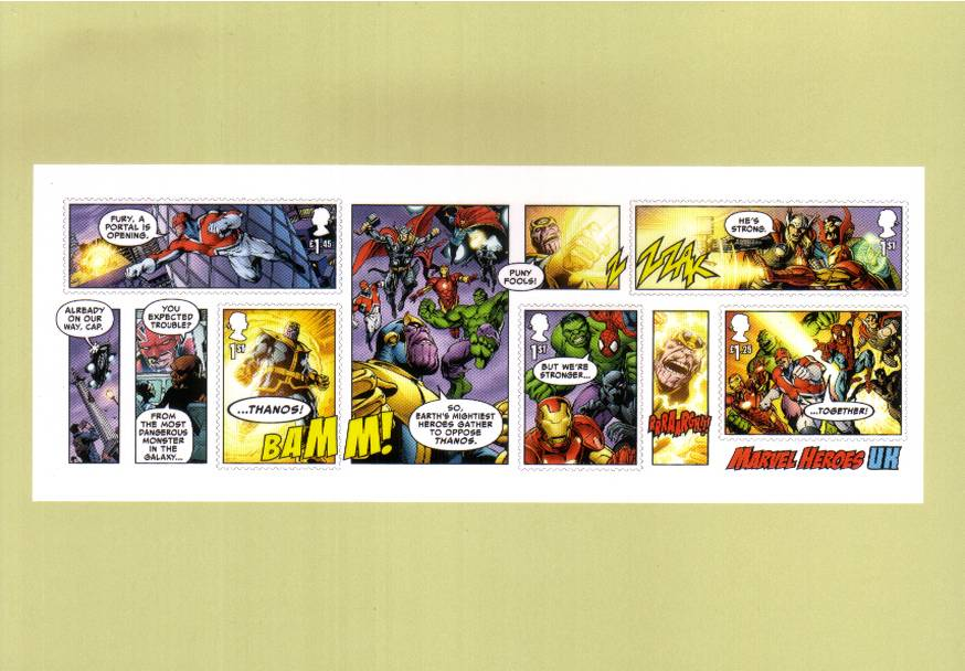 view larger image for PHQ No.454 (2019) - Marvel Comics<br/>