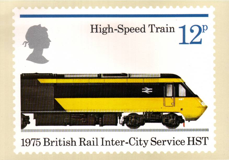 view larger image for PHQ No.12B (1975) - Railways<br/>