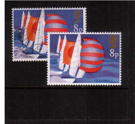 view more details for stamp with SG number SG 981a