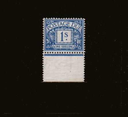 view larger image for SG D8 (1915) - 1/- Bright Blue -  Simple Cypher<br/>