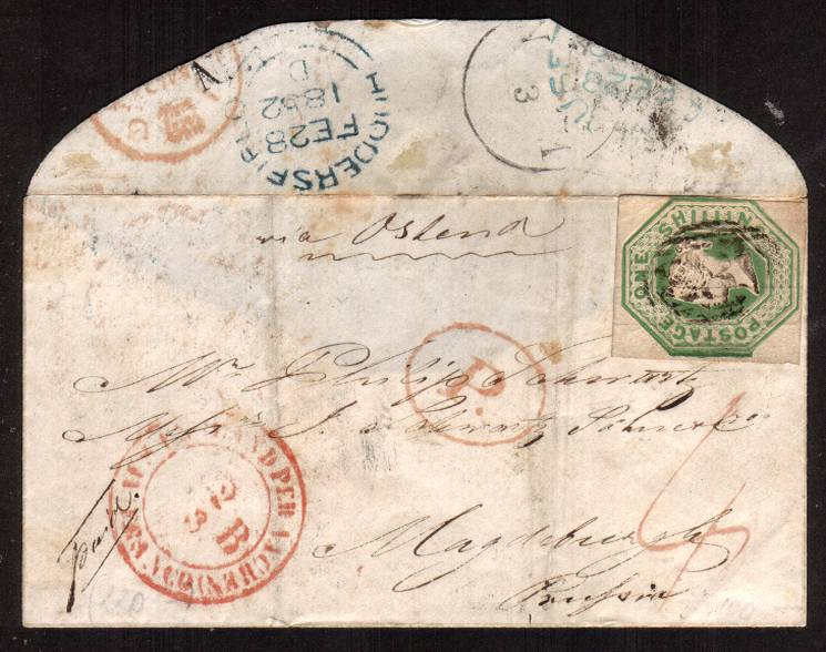 view larger front view of image for 1/- Green<br/>