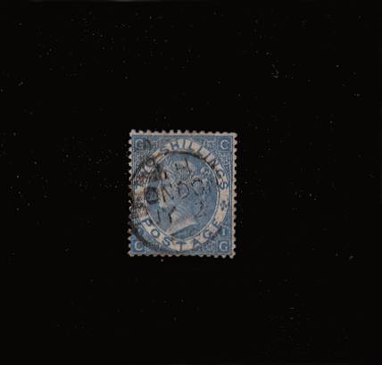 view more details for stamp with SG number SG 120a