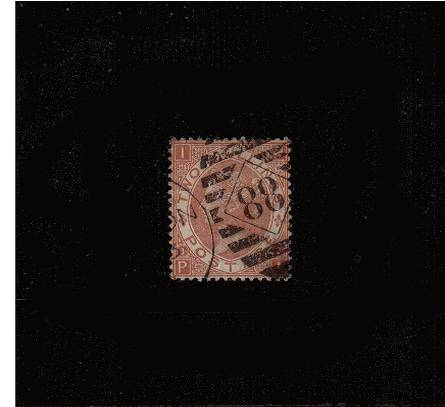 click to see a full size image of stamp with SG number SG 121
