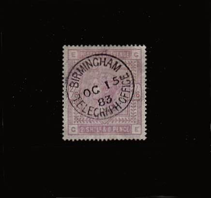 click to see a full size image of stamp with SG number SG 175