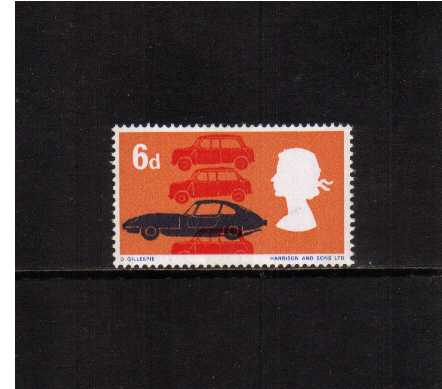 view more details for stamp with SG number SG 702pvar