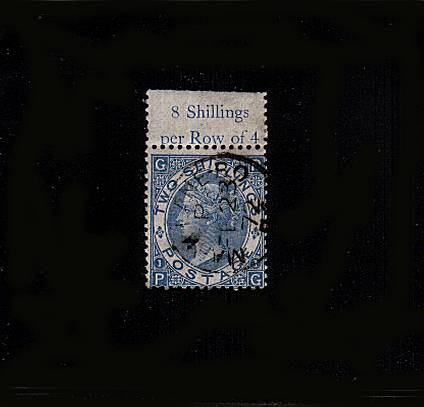 click to see a full size image of stamp with SG number SG 120