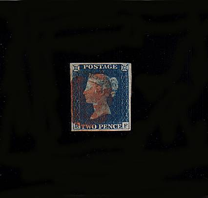 view more details for stamp with SG number SG 4