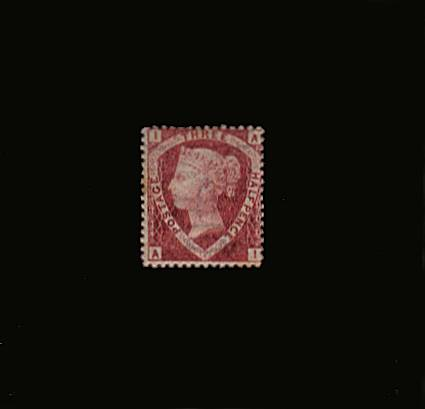 View British Stamp Random Selection: SG 52 - 1870