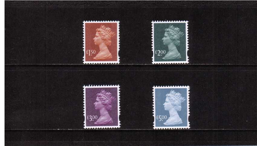 view larger image for SG Y1746-Y1749 (2003) - Elizabeth II <br/>
