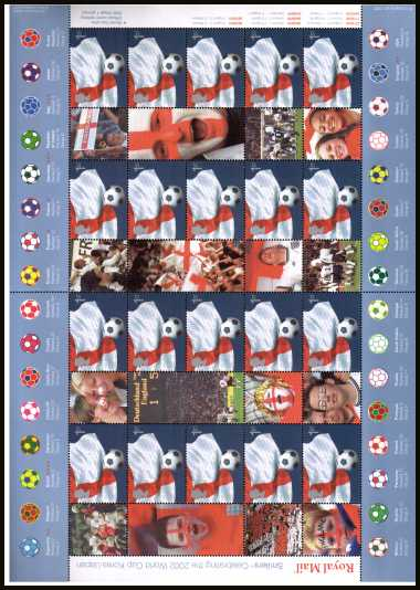 view larger image for SG LS8 (2002) - World Cup Football