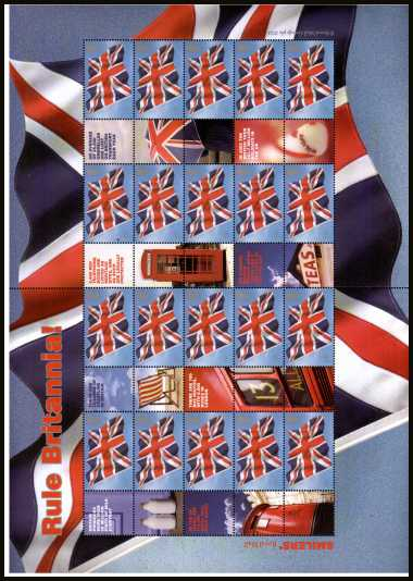 view larger image for SG LS20 (2004) - 'Rule Britannia!'