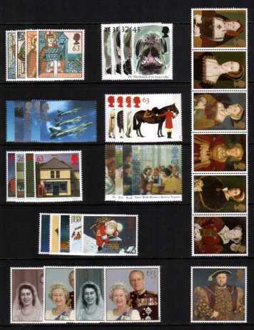 view larger image for Commemorative Year Sets -  (1997) - <BR/>