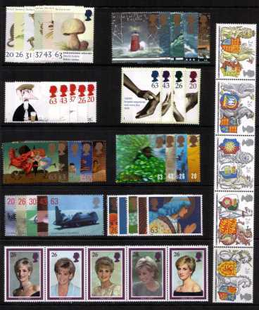 view larger image for Commemorative Year Sets -  (1998) - <BR/>