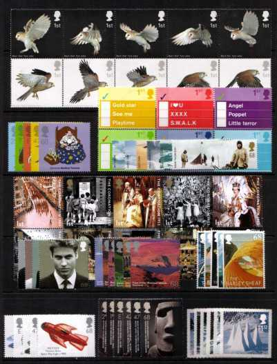 view larger image for Commemorative Year Sets -  (2003) - <BR/>