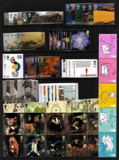 view larger image for Commemorative Year Sets -  (2004) - <BR/>