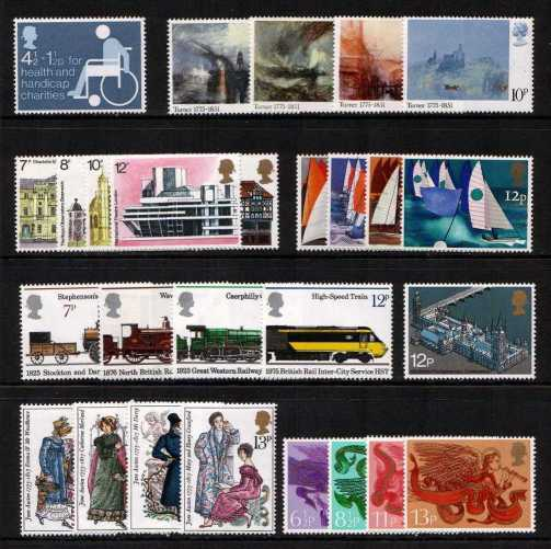 view larger image for Commemorative Year Sets -  (1975) - <BR/>