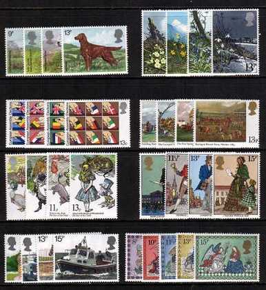 view larger image for Commemorative Year Sets -  (1979) - <BR/>