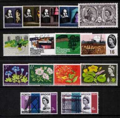 view larger image for Commemorative Year Sets -  (1964) - <BR/>