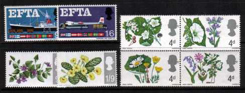 view larger image for Commemorative Year Sets -  (1967) - <BR/>