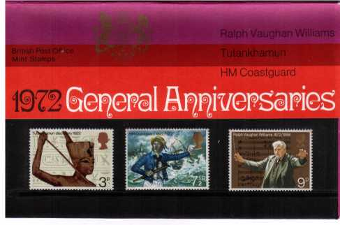 Stamp Image: view larger back view image for General Anniversaries<br/><br/>