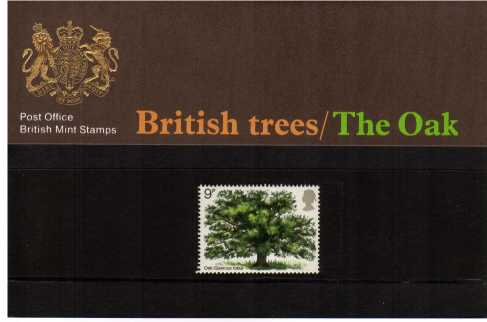 Stamp Image: view larger back view image for Tree Planting Year (1st Issue)<br/><br/>