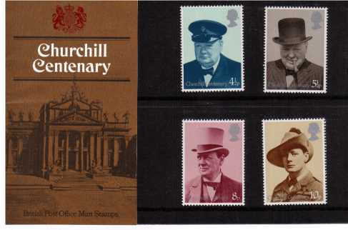 Stamp Image: view larger back view image for Sir Winston Churchill<br/><br/>