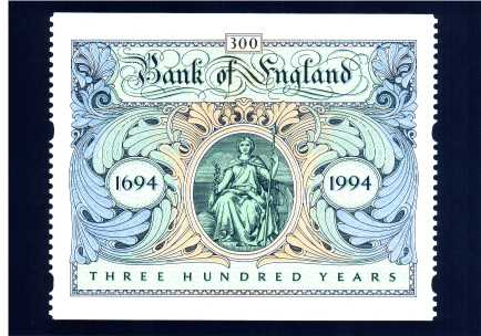 view larger image for PHQ No.D9 (1996) - Bank of England label