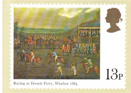 view larger image for PHQ No.36 (1979) - Derby<br/>Set of four
