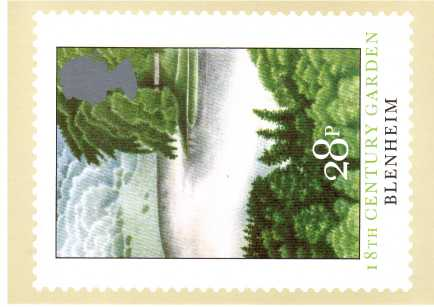 view larger image for PHQ No.69 (1983) - British Gardens<br/>Set of four