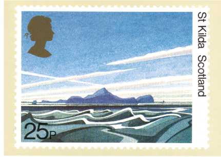 view larger image for PHQ No.52 (1981) - National Trust<br/>Set of five