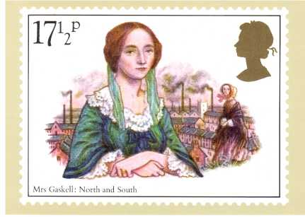 view larger image for PHQ No.44 (1980) - EUROPA - Famous Authoresses<br/>Set of four