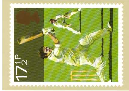 view larger image for PHQ No.47 (1980) - Sport Centenaries<br/>Set of four