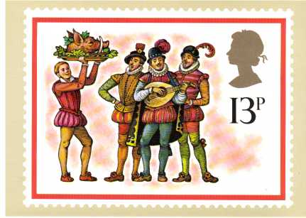 view larger image for PHQ No.32 (1978) - Christmas<br/>Set of four
