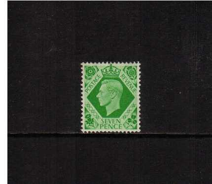 view larger image for SG 471 (1937) - 7d Emerald-Green