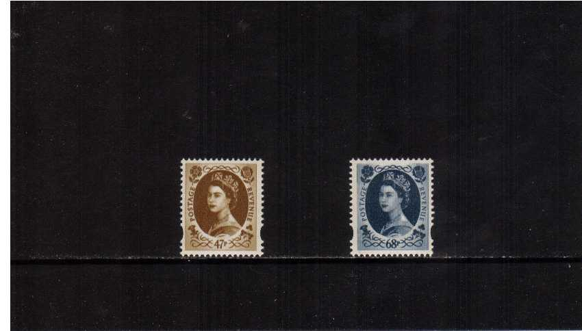 view larger image for SG 2378-2379 (2003) - Elizabeth II - Decimal 'Wilding' set of two