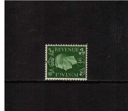 view larger image for SG 462a (1937) - �d Green with WATERMARK SIDEWAYS