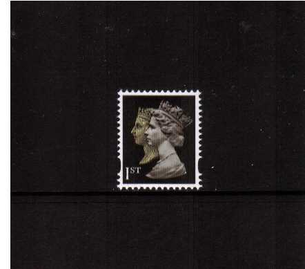 view larger image for SG 2133 (15 Feb 2000) - 1st Class Brownish Black & Cream - Walsall - Photogravure<br/>Perforation 14 - 2 Bands