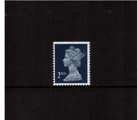view larger image for SG 1515 (7 Aug 1990) - 2nd Class - Deep Blue - Walsall - Litho<br/>Perforation 14 - Centre Band<br/>Imperforate at Top