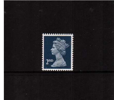 view larger image for SG 1513 (8 Aug 1990) - 2nd Class - Deep Blue - Questa - Litho<br/>Perforation 15x14 - Centre Band