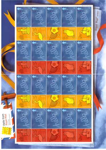 view larger image for SG LS36 (2006) - 'Belgica 2006' International Stamp Exhibition