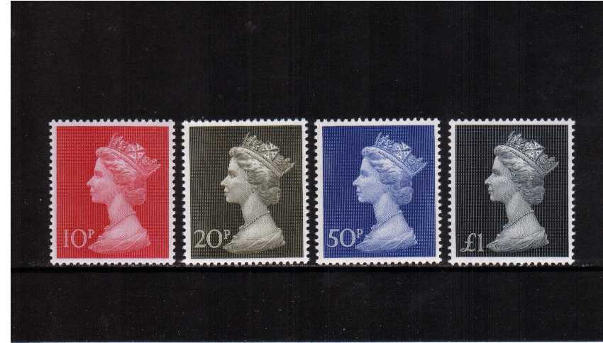 view larger image for SG 829-831b (1970) - Elizabeth II <br/>