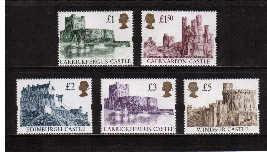 view larger image for SG 1611-1614 (1992-95) - Elizabeth II <br/>