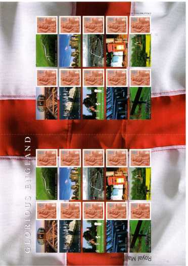 view more details for stamp with SG number SG LS38var