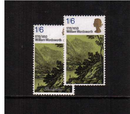 click to see a full size image of stamp with SG number SG 828b